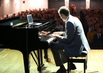 Piano-Referent und Top-100 Speaker Martin Klapheck