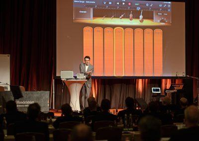 Piano-Referent und Top-100 Speaker Martin Klapheck