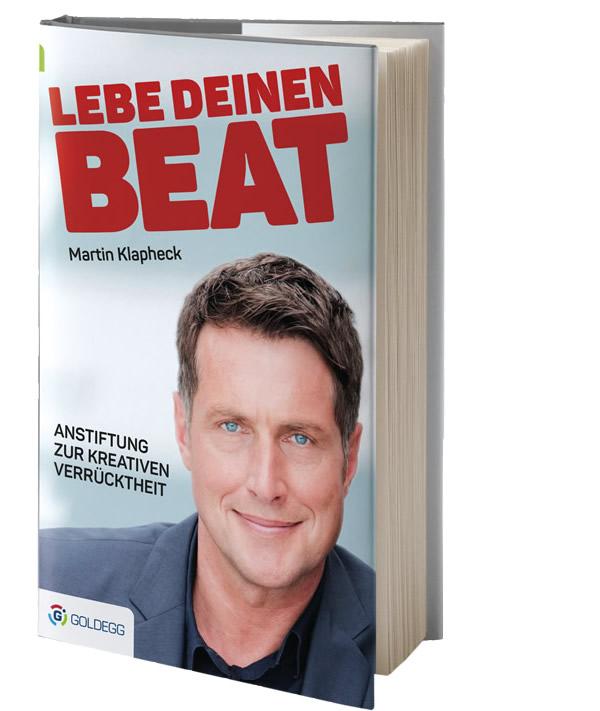 Lebe Deinen Beat - Buch