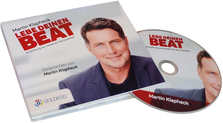 Lebe Deinen Beat - Hörbuch